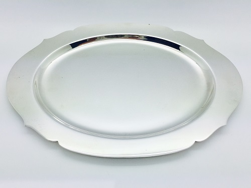Tiffany Sterling Oval Dish