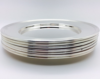 Bread & Butter Sterling Plate Set