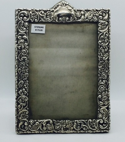 Sterling Antique Frame
