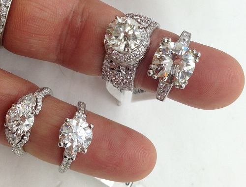 Sell Your Diamond Ring in Austin