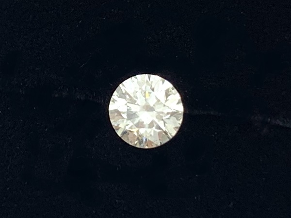 Round Brilliant 1.62ct Diamond