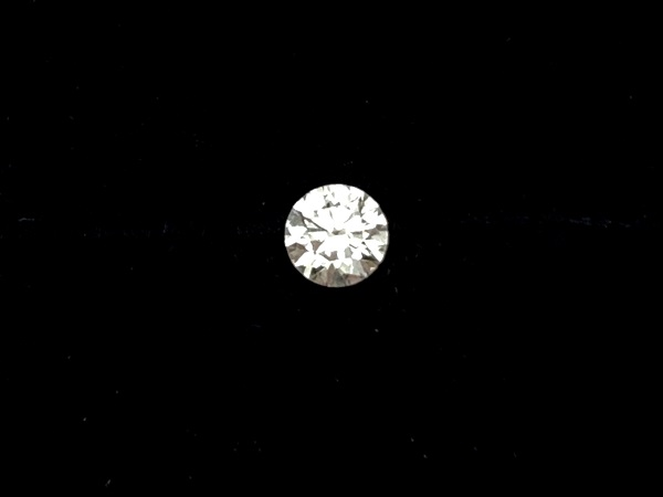 Round Brilliant .59ct Diamond
