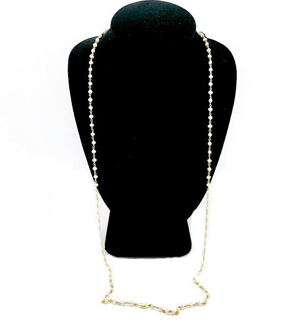 Cultured Pearl 18K Necklace